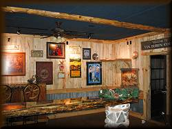 Bar and Some of the Artwork